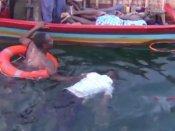 சிறிய துளையால் கவிழ்ந்த படகு.. தான்சானியாவில் கொடூர விபத்து.. 218 பேர் பலி!