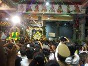கோவிந்தா , கோவிந்தா... வைகுண்டம் வரை கேட்ட பக்தர்கள் கோஷத்துடன் சொர்க்கவாசல் திறப்பு நிகழ்ச்சி