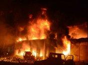 வங்கதேசத்தில் பெரும் தீ விபத்து.. 119 பேர் பரிதாப சாவு