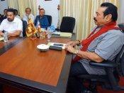 நிழல் அரசாங்கம்? மாஜி பாதுகாப்பு அமைச்சர்கள், செயலாளர்களுடன் ராஜபக்சே ஆலோசனை!