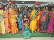 பஹ்ரைனில் தமிழ் மங்கையர்கள் குழு 3-ஆவது ஆண்டு தொடக்க விழா.. கோலாகல கொண்டாட்டம்