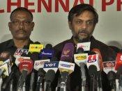 தேர்தல் ஆணையம் பாஜகவின் நபராகவே செயல்படுகிறது... திருமுருகன் காந்தி ஆவேசம்