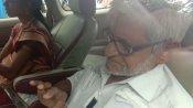 இது என்ன மெட்ராஸா.. இப்ப பேனரை கிழிங்க பார்ப்போம்.. டிராபிக் ராமசாமியை சிறைபிடித்த கோவை பாஜகவினர்