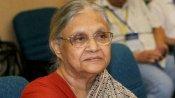 மறைந்தார் டெல்லி முன்னாள் முதல்வர் ஷீலா தீட்சித்
