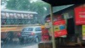 நெல்லை மற்றும் ஸ்ரீவில்லிபுத்தூர் சுற்றுவட்டாரங்களில் இடியுடன் கூடிய மழை.. மக்கள் ஆனந்தம்