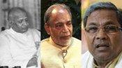 கர்நாடகா சரித்திரத்தில் 5 ஆண்டுகாலம் முதல்வராக இருந்தது 3 பேர் மட்டும்தான்!