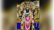 அத்தி வரதர் தரிசனம் இன்று 8 மணி நேரம் ரத்து .. கலெக்டர் பொன்னையா முக்கிய அறிவிப்பு