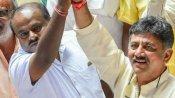 ஆட்சியை இழந்த கையோடு அடித்துக் கொள்ளும் காங்கிரஸ்-மஜத.. உடைகிறதா கூட்டணி?