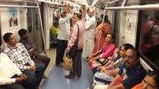 சென்னை மெட்ரோ ரயில் நிலைய டோக்கன் இயந்திரங்களில் பழுது சரியானது! வழக்கம்போல் கட்டணம் வசூலிப்பு!