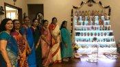 தசாவதாரம்.. மதநல்லிணக்கம்.. தெப்பல் உற்சவம்.. கலிபோர்னியாவில் அட்டகாசமான கொலு கொண்டாட்டம்