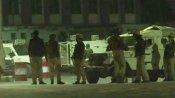 காஷ்மீரில் தீவிரவாதிகள் வெறிச் செயல்.. சிஆர்பிஎப் வீரர்கள் மீது குண்டு வீசி தாக்குதல்