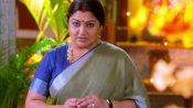 Lakshmi Stores Serial: லட்சுமி ஸ்டோர்ஸ் செட்ல சரியான சாப்பாடுங்கறாங்க!