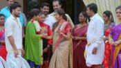 Lakshmi Stores Serial: நல்ல நாளும் அதுவுமா பூர்ண கும்பத்தை தூக்கி எரிவதா?