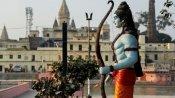தடைகள் நீங்கியதில் மகிழ்ச்சி.. ராமர் கோயில் கட்ட ரூ 5 லட்சம் வழங்கும் முஸ்லிம் அமைப்புகள்