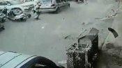 மணிப்பூர்: இம்பாலை  அதிரவைத்த குண்டுவெடிப்பு- 5 போலீசார் உட்பட 6 பேர் படுகாயம்