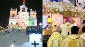 உலகம் முழுவதும் கிறிஸ்துமஸ் பண்டிகை உற்சாக கொண்டாட்டம்