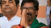 ஜார்க்கண்ட் 11-வது முதல்வராக பதவியேற்றார் ஹேமந்த் சோரன்- ஒரே மேடையில் எதிர்க்கட்சி தலைவர்கள்!