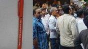 CAA: ரிச்சி தெருவில்.. பேனாவில் புகுந்து புறப்பட்ட சிஏஏ ஆதரவு பிரச்சாரம்.. கடை முன்பு களேபரம்