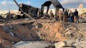 ஈராக் அமெரிக்கா தூதரகத்தை இலக்கு வைத்து ஈரான் மீண்டும் ஏவுகணை தாக்குதல்