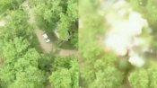 கார் நிறைய வெடிகுண்டு.. சரமாரி சூட்டிங்.. புல்வாமாவில் பெரும் நாசவேலை முறியடிப்பு- பரபர வீடியோ