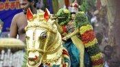 அழகர் கோவில்: ஆடி அமாவாசை கருடவாகனத்தில் எழுந்தருளும் பெருமாள் - பக்தர்களுக்கு அனுமதியில்லை