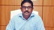 ஈரோடு மாவட்ட ஆட்சி தலைவர் கதிரவன் கொரோனா தொற்றால் பாதிப்பு