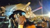 கோழிக்கோட்டில் விமானம் தரையிறங்கிய போது நொறுங்கி விபத்து.. 18 பேர் பலி.. 123 பேர் காயம்