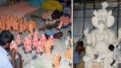 திருச்சி...தடையை மீறி விநாயகா் சிலை வழிபாடு... இந்து முன்னணி அறிவிப்பு!!