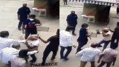 முன்னாள் கடற்படை அதிகாரி மீது கொடூரமாக தாக்குதல்.. சிவசேனா பிரமுகர் உள்பட 4 பேர் கைது