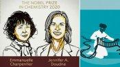 டிஎன்ஏவில் 'கத்திரி' போட்டு மாற்றம் செய்து சாதனை: 2 பெண் விஞ்ஞானிகளுக்கு வேதியியலுக்கான நோபல் பரிசு