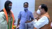 பீகார் தேர்தல்...பாஜகவின் முதல் லிஸ்டில் ஷூட்டர் ஸ்ரேயாஸி சிங் உள்பட 27 பேர் பெயர் அறிவிப்பு!!