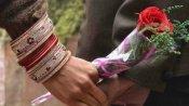கொரோனா சிகிச்சையில் தந்தை.. மருத்துவமனையிலேயே திருமணம் செய்து கொண்ட அன்பு மகன்!