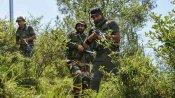 காஷ்மீரில் தீவிரவாதிகளுடன் நடந்த சண்டையில் பாதுகாப்பு படை வீரர்கள் 3 பேர் வீரமரணம்