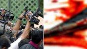 ஸ்ரீபெரும்புதூரில் டிவி செய்தியாளர் வெட்டிக்கொலை - பத்திரிகையாளர் சங்கம் கண்டனம்