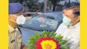 பரபரப்பு.. முதல்வரை வரவேற்றதில் சர்ச்சை.. தேவஸ்தானத்தில் என்ன நடந்தது.. வெடித்து கிளம்பிய விவகாரம்