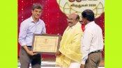 ஜெயக்குமாருக்கு ஒரு ஜில் ஜில் விருது.. கெளரவித்த ஜீ தமிழ் டிவி!