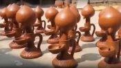 தீபாவளி ஸ்பெஷல்.. பானை செய்யும் தொழிலாளி கண்டுபிடித்த 'மேஜிக் விளக்கு'.. குவியும் ஆர்டர்கள்!