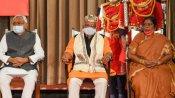 பீகார்: நிதிஷ்குமார் வசம் உள்துறை; நிதி அமைச்சராக பாஜகவின் தர்கிஷோர் பிரசாத்!