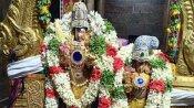 கந்த சஷ்டி திருவிழா : திருப்பரங்குன்றம் முருகனுக்கு பச்சை சாத்தி - நாளை சூரசம்ஹாரம்