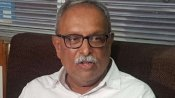 கொரோனாவுக்கு சிகிச்சை பெற்ற குஜராத் ராஜ்யசபா எம்பி அபய் பரத்வாஜ் சென்னையில் காலமானார்