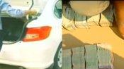 காரில் ரகசிய அறை.. திறந்து பார்த்தால் கட்டுக்கட்டாக பணம்.. ரூ 90 லட்சம் பறிமுதல்.. பின்னணி என்ன?