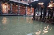 சிதம்பரத்தில் கொட்டித்தீர்த்த கனமழை... வெள்ளத்தில் மூழ்கிய ஆகாய தலமான நடராஜர் ஆலயம்