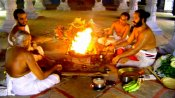தேசிய விவசாயிகள் தினத்தில் சக்தி வாய்ந்த சமித்துகளை கொண்டு சகல தேவதா ஹோமம்