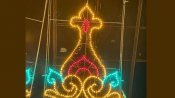 திருப்பதி கோயிலில் சிலுவையா.. உறைந்து போன பக்தர்கள்.. சிக்கிய நபரை தூக்கி உள்ளே வைத்த போலீஸ்