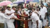 ஜன. 16-ல் அலங்காநல்லூர் ஜல்லிக்கட்டு- முகூர்த்த கால் நடப்பட்டது