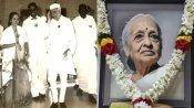 விருந்து இல்லை;விழா இல்லை... எல்லா நாளும் அன்பும்-தொண்டும்... இது தியாகச்சுடர் சாந்தாவின் கதை..!