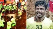 மதுரை அலங்காநல்லூர் ஜல்லிக்கட்டுப் போட்டியில் 12 காளைகளை அடக்கிய கண்ணனுக்கு கார் பரிசு