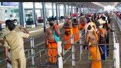 சபரிமலையில் கடும் கட்டுப்பாடுகள்.. ஹூப்ளி கோயிலுக்கு வண்டியை திருப்பும் பக்தர்கள்