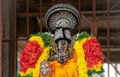 ஸ்ரீரங்கம் ரங்கநாதர் கோயிலில் வைகுண்ட  ஏகாதசி விழா - நம்மாழ்வார் மோட்சத்துடன் நிறைவு