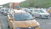 ஒரே நேரத்தில் சென்னை நோக்கி வந்த பல்லாயிரம் மக்கள்.. சுங்கச்சாவடிகளில் கடும் போக்குவரத்து நெரிசல்